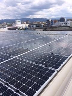 太陽光パネル 屋根設置