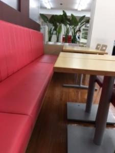 東洋インキ関西支社食堂2