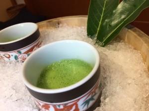 小松菜の野菜ジュース