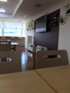 東洋インキ関西食堂