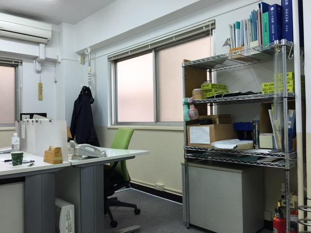 東京オフィスbefore
