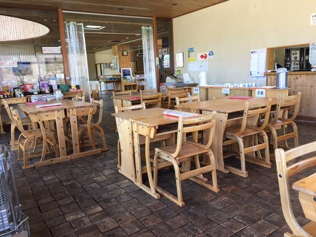 十和田湖学校カフェ