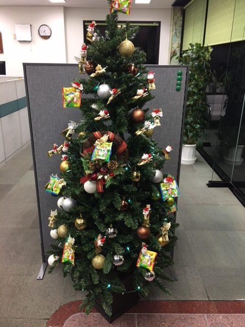 クリスマスツリー2018_2