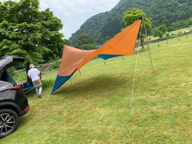 テント張り2