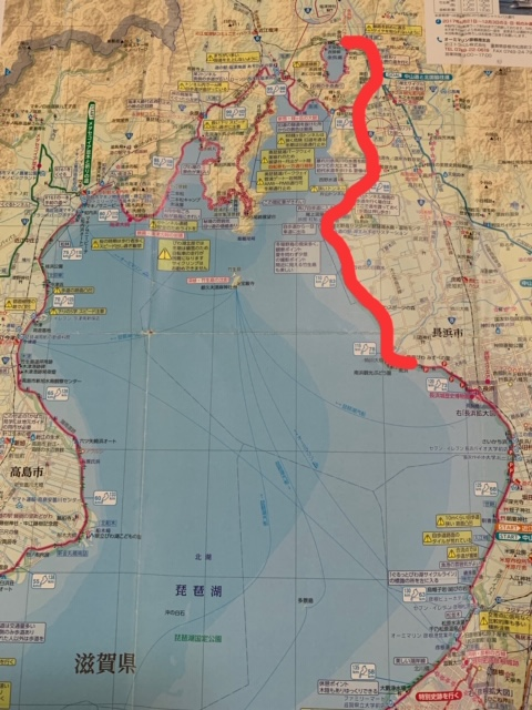 枇杷一地図
