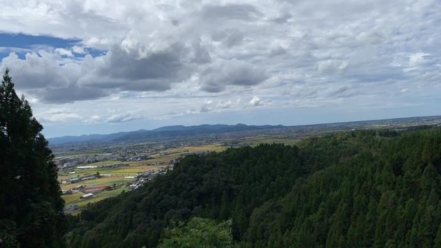坂井平野へ